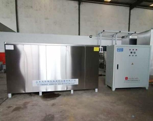 大单槽式超声波清洗机