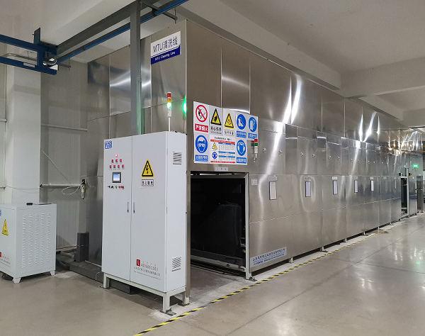 全自动超声波清洗机设备